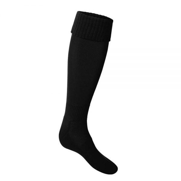 Black P.E Socks