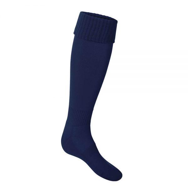 Navy P.E Socks