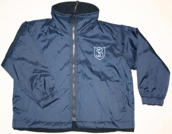 St Barts Reversible Jacket