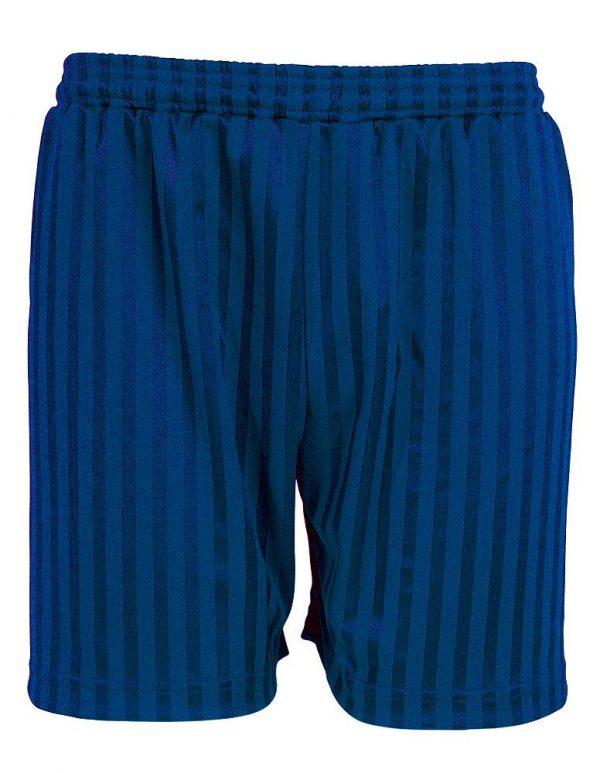 Royal Blue P.E Shorts